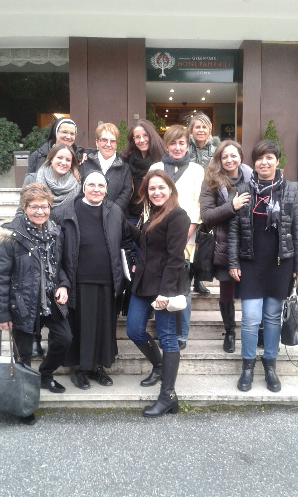 Our teachers in Italy participate to a National Seminar