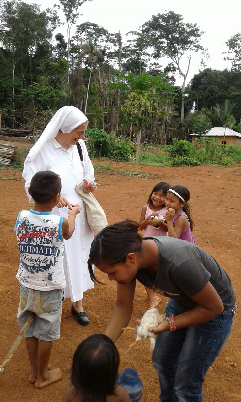 "Our mission among the ""indigenous"" in Brazil"