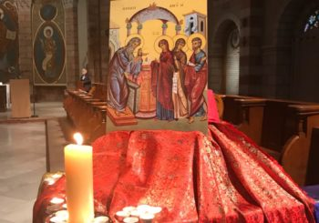 Celebration of the Day of Consecrated Life in Jerusalem