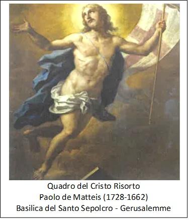 Christ is risen: Alleluia!
